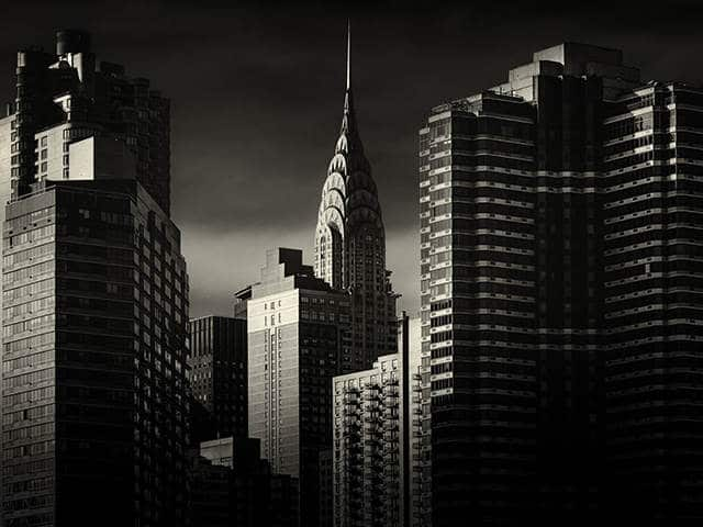 New York in zwart-wit
