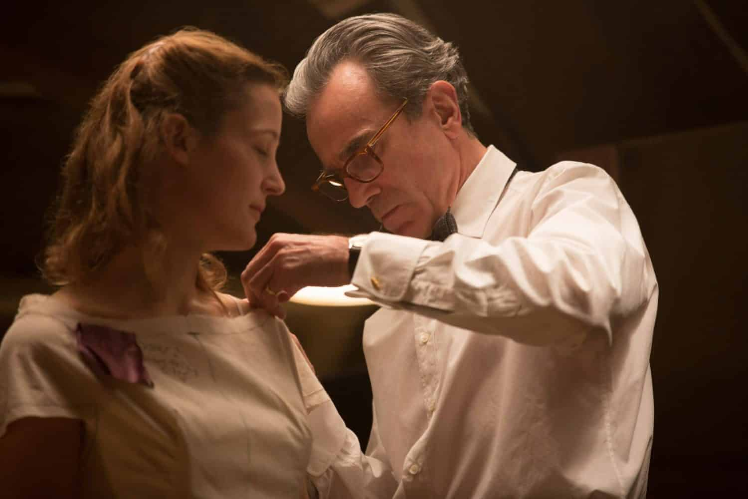 still uit de film Phantom Thread
