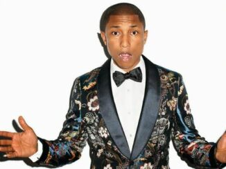 pharrell is niet zo happy