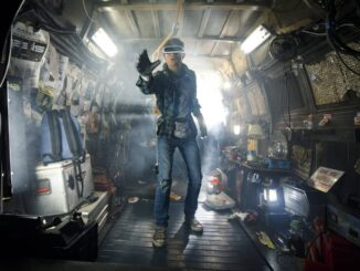 still uit de film Ready Player One van Steven Spielberg