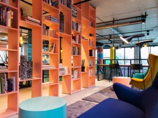 The Student Hotel Eindhoven - Dutch Design Week