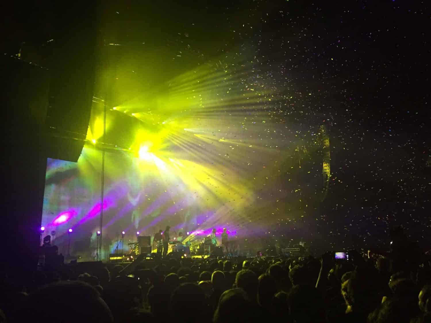 Tame Impala in Amsterdam