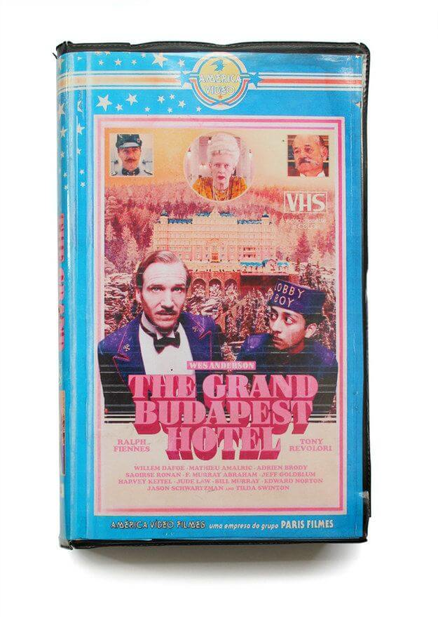the grand budapest hotel op vhs