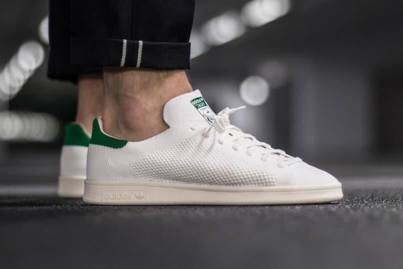gebreide Stan Smith