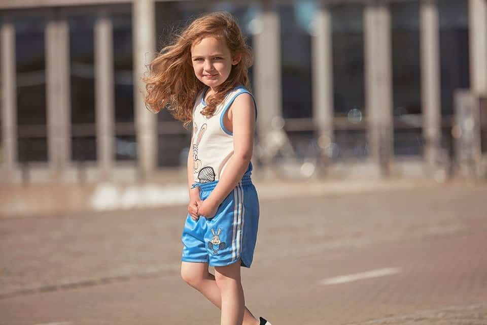 Mini Rodini en adidas Originals
