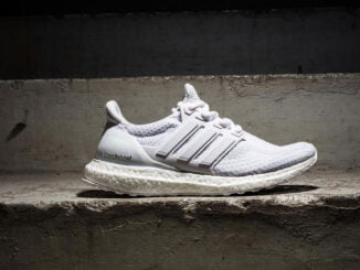 witte adidas Ultra Boost