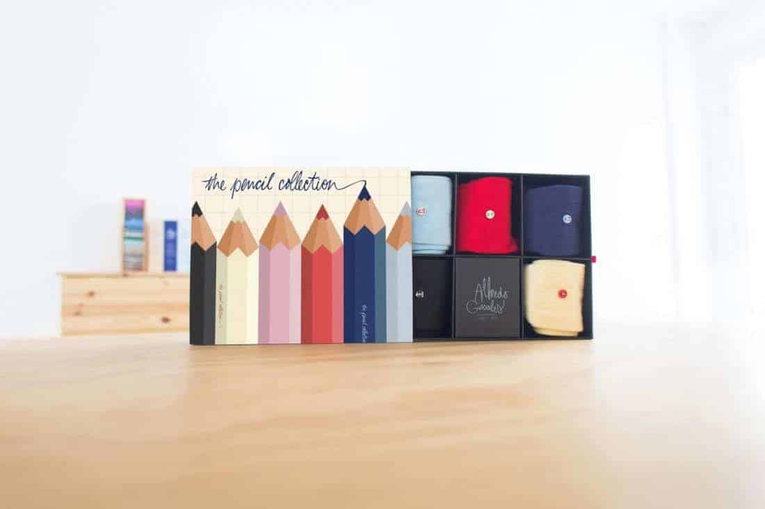 alfredo gonzales pencil collection