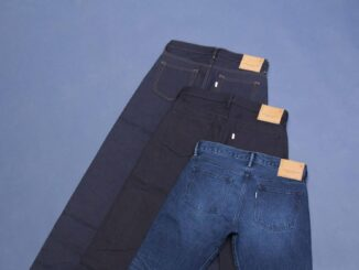 Japan Blue x Tenue de Nîmes 'Côte d'Ivoire Cotton Jeans'