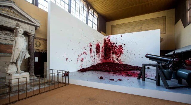 Anish Kapoor in Versailles