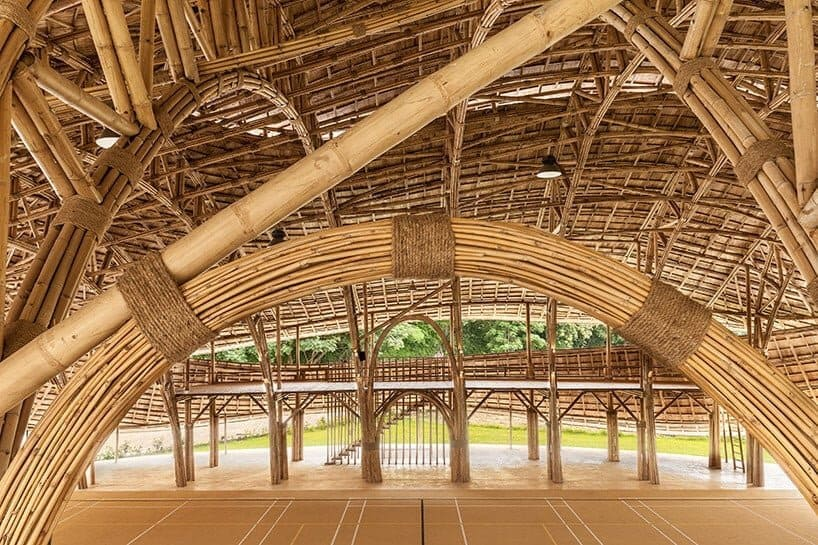 sporthal in Thailand
