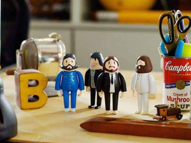 The Beatles in 3D