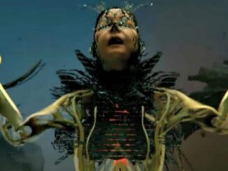 Video: Björk - Notget 1