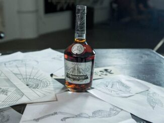 Scott Campbell voor Hennessy