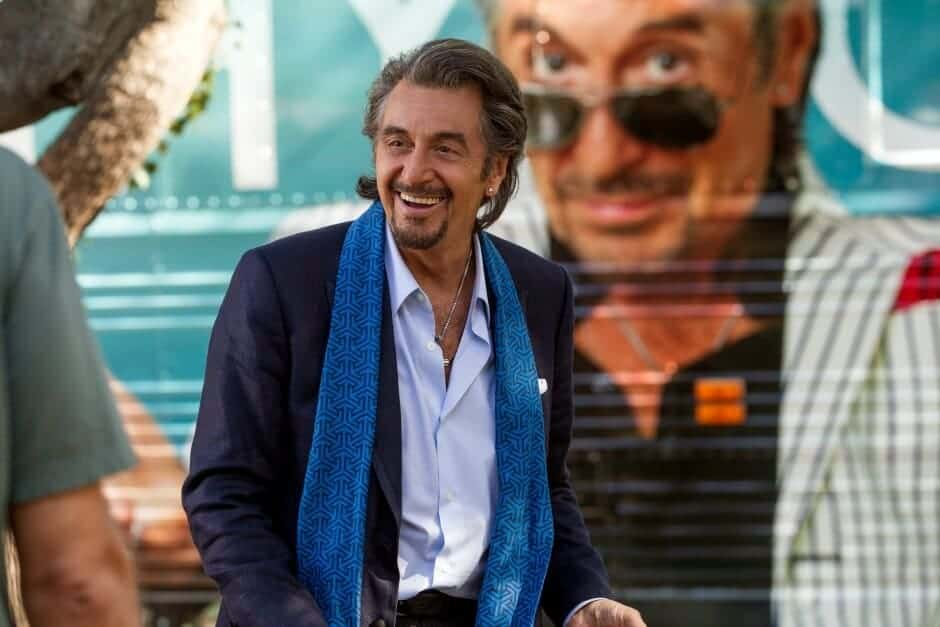 Al Pacino is Danny Collins