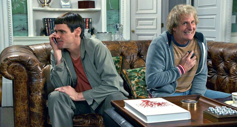 scene uit Dumb and Dumber To