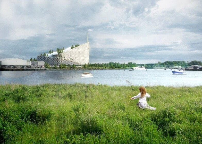 Amager Bakke Waste-to-Energy Plant