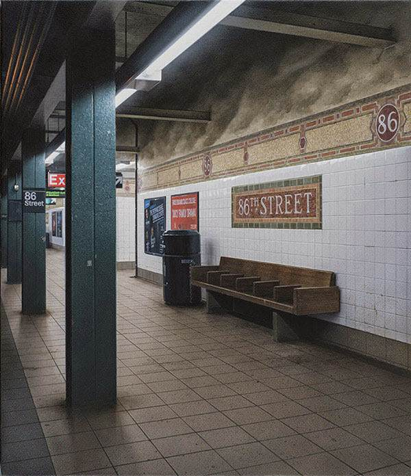 metro in New York