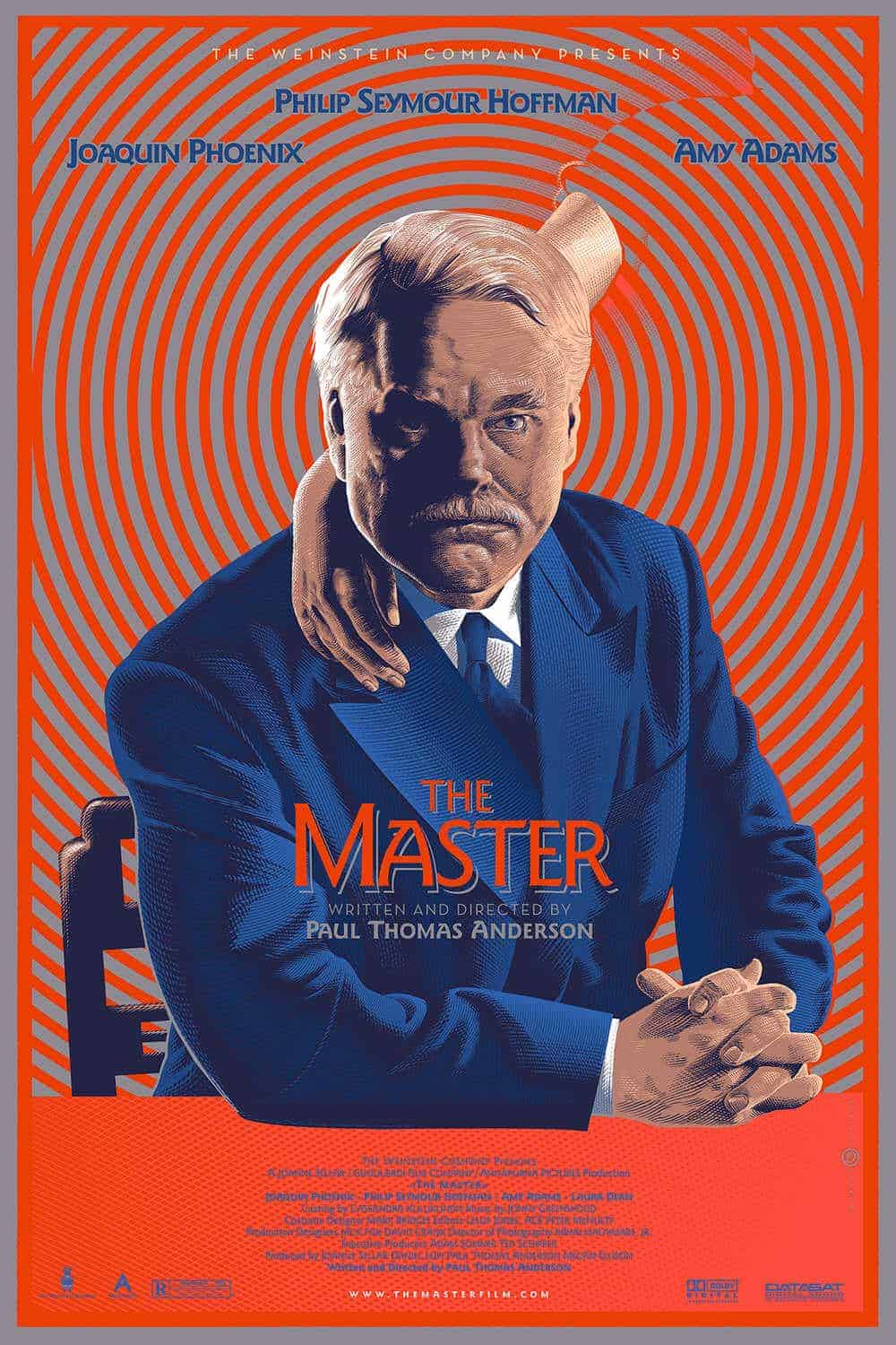 filmposter the master
