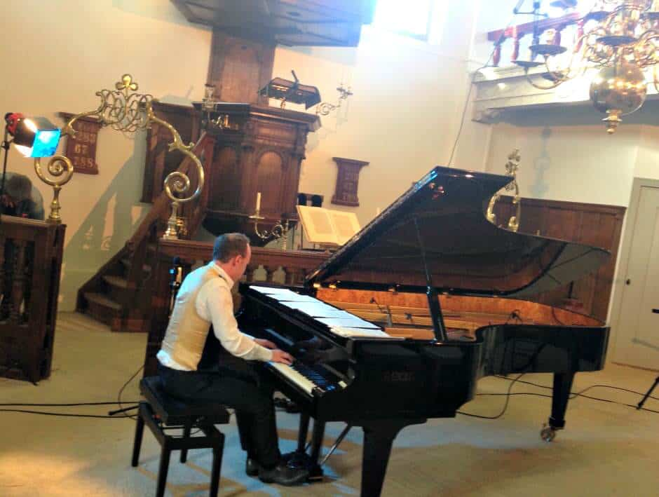 pianist Jef Neve in Alkmaar