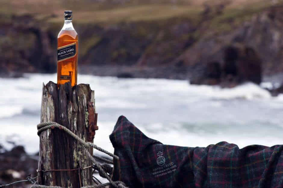 tweed en whisky