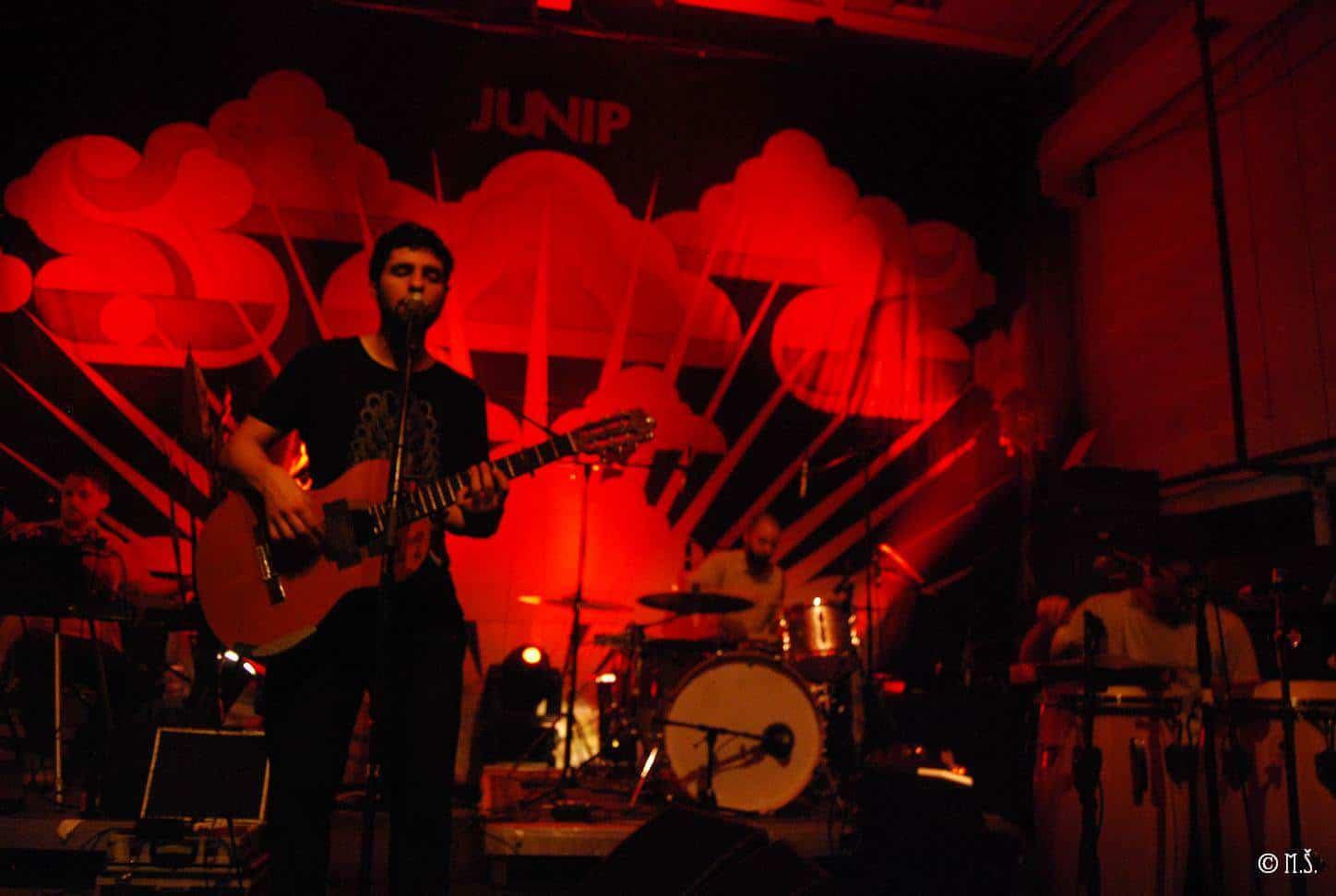 Junip in Amsterdam