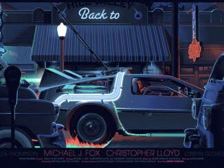 filmposter back to the future
