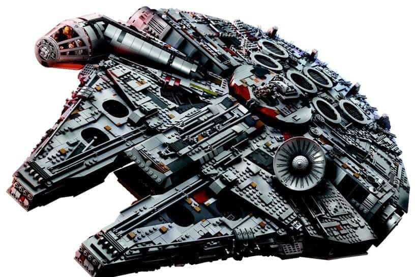 de millenium falcon is de grootste en duurste lego set ooit mixed grill. Black Bedroom Furniture Sets. Home Design Ideas