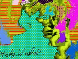 digitale warhol