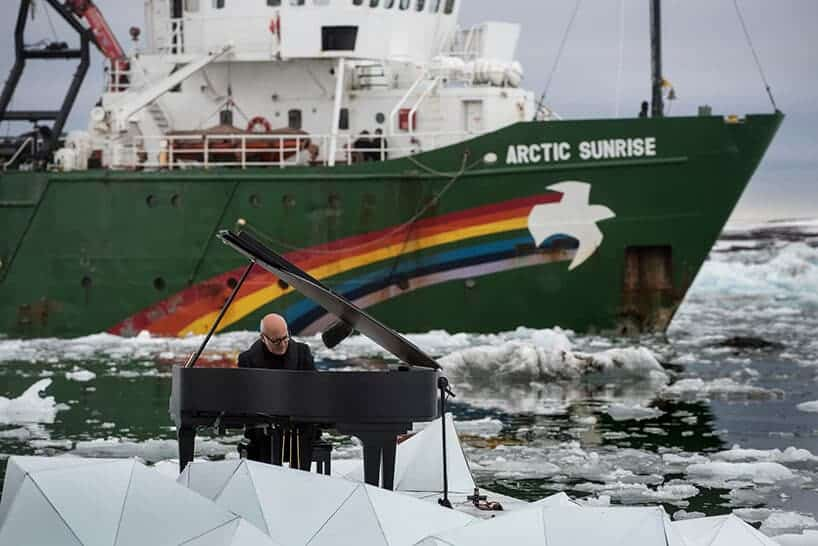 pianoconcert in ijszee