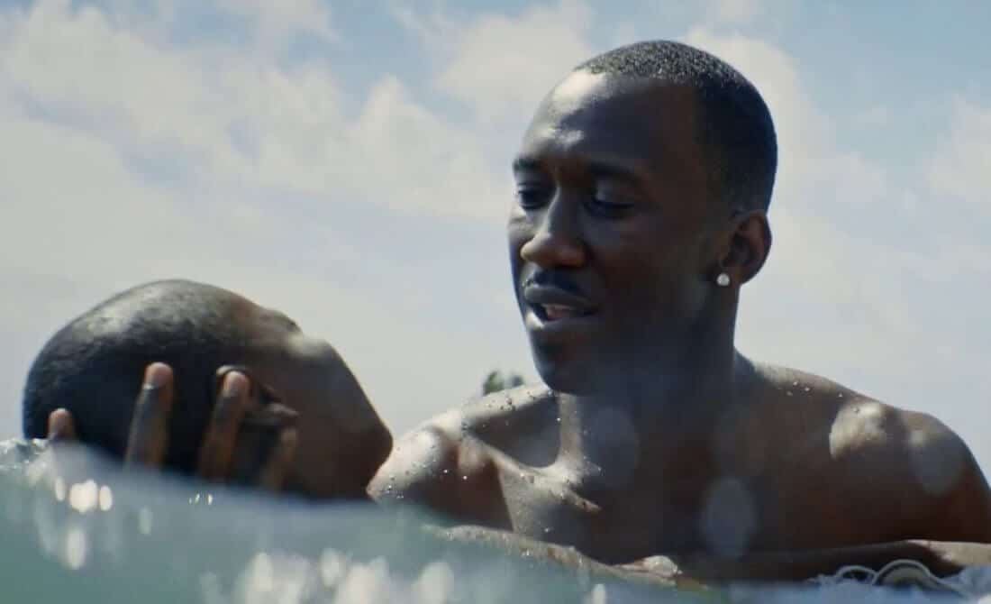 scene uit de film Moonlight