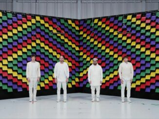 still uit de video Obsession van OK Go