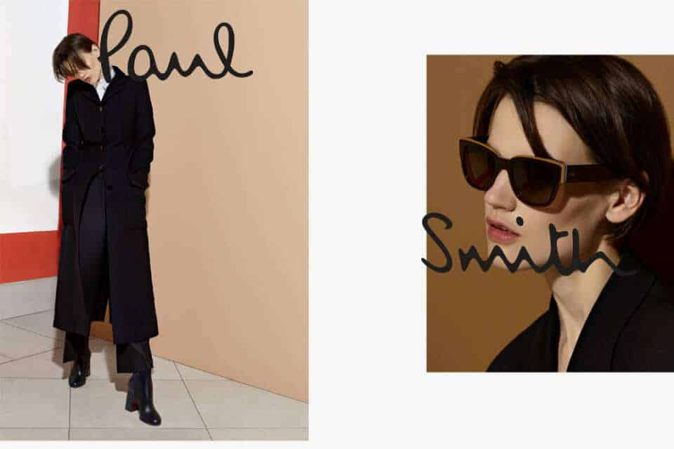 Viviane Sassen voor Paul Smith