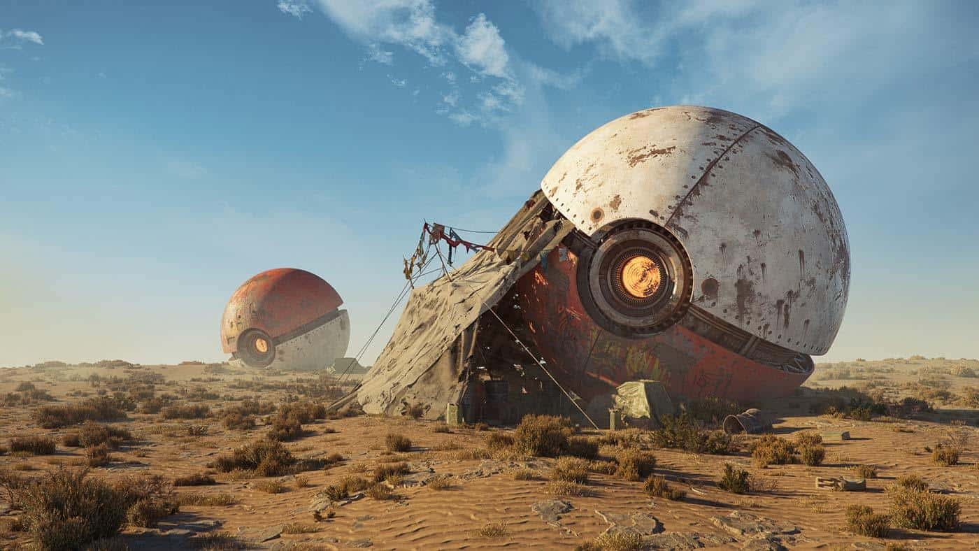 Pop Culture Dystopia door Filip Hodas
