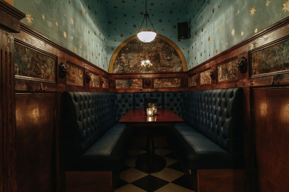 The Escapologist / Finch Interiors / Londen