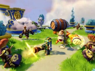 Donky Kong in Skylanders Superchargers