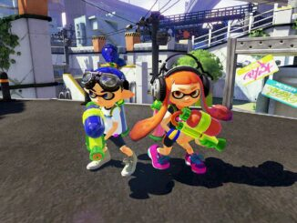 Splatoon is een shooter van Nintendo