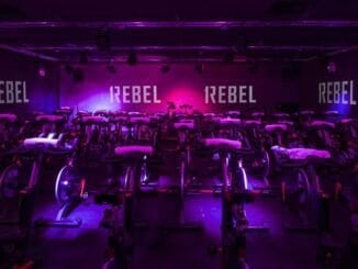 1Rebel Gym in Londen