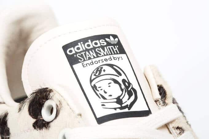adidas Stan Smith van ponyhaar