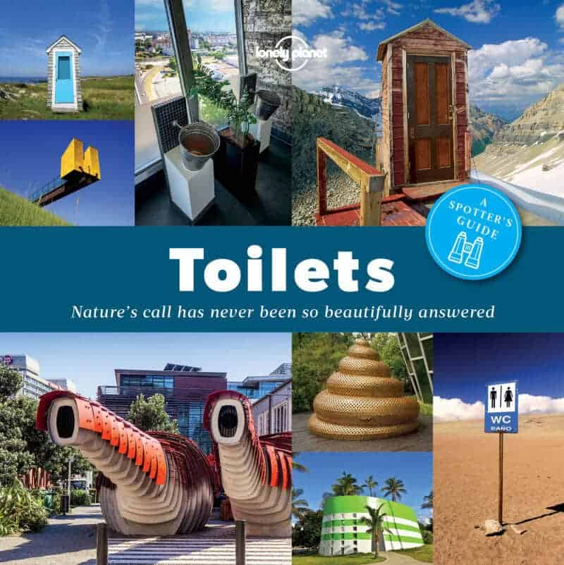 boek over toiletten