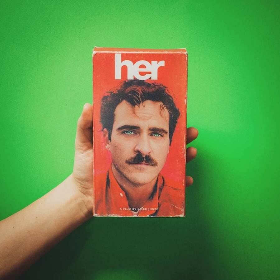 Her van Spike Jonze