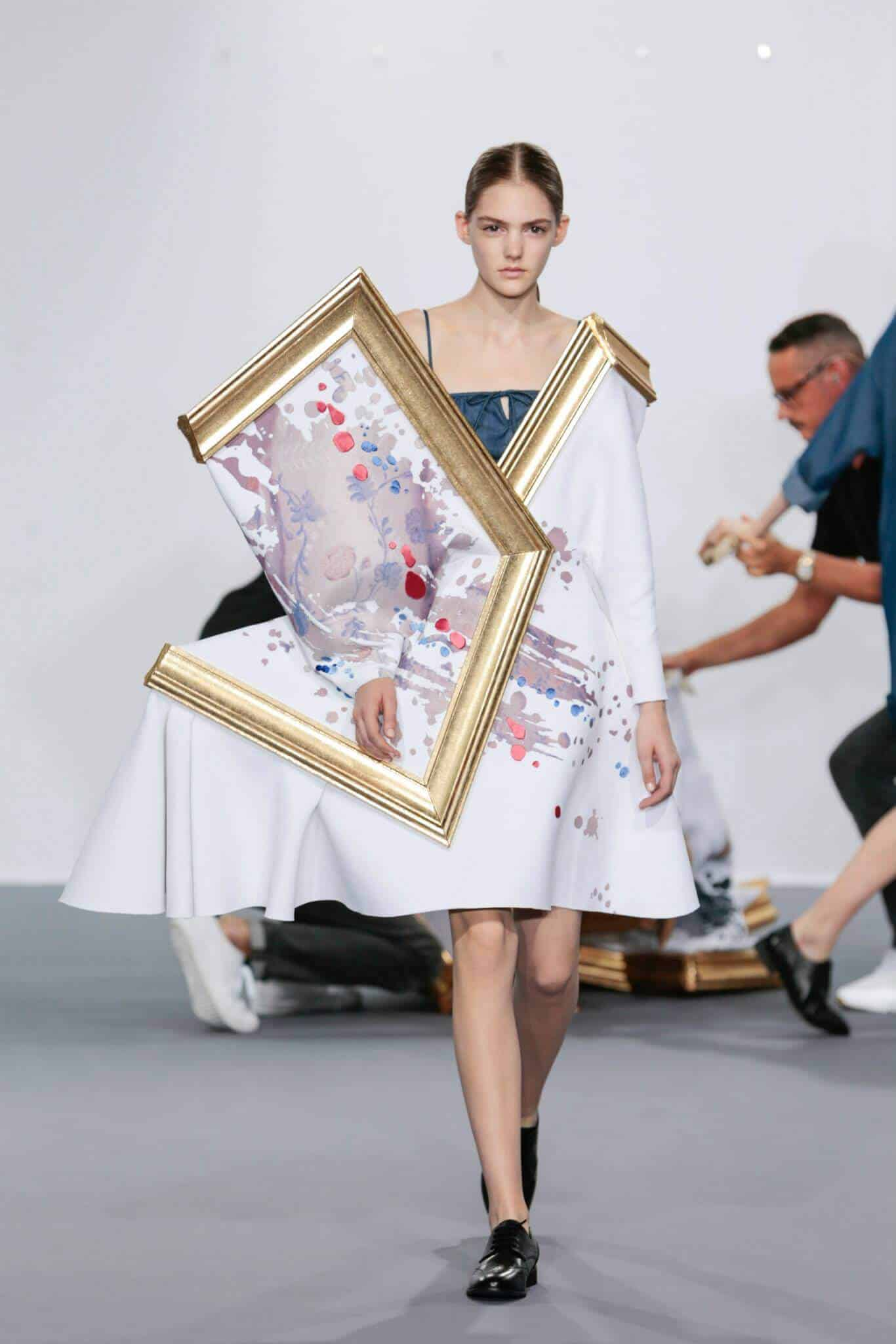 Who Is Artist Poppy S Clothes Designer