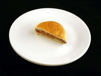 halve hamburger