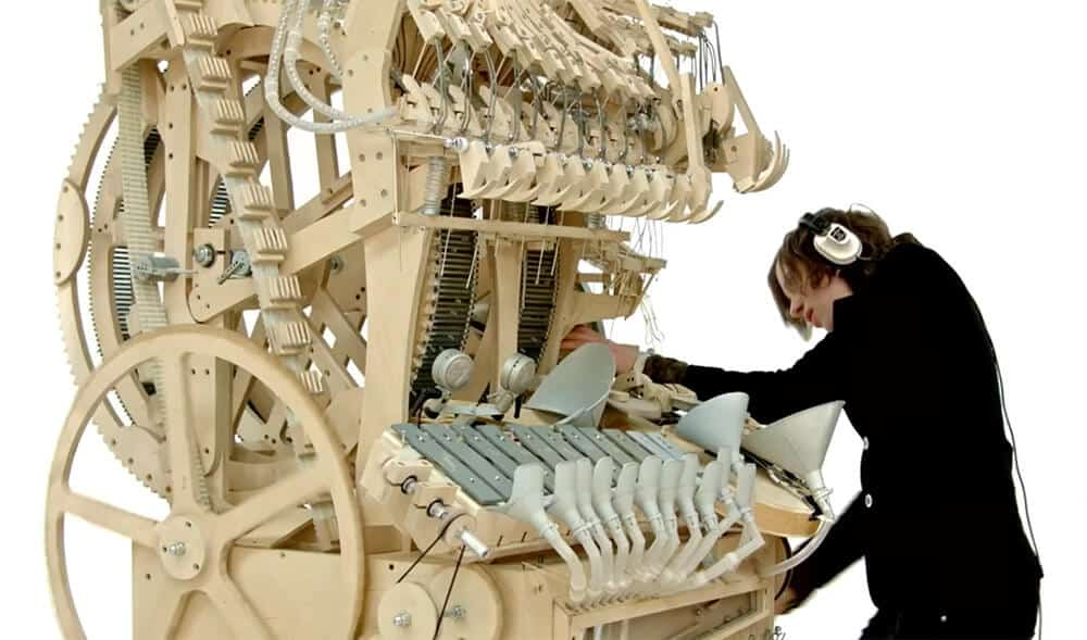 Wintergatan Marble Machine